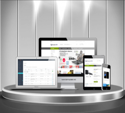 Platinum E-Commerce V5 Web Pack