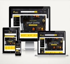 E-Ticaret Online Yemek Paketi Soft Gely v4.0