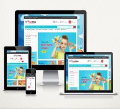 E-Ticaret Paketi Kids Soft Shop v4.0