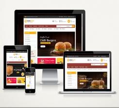 E-Ticaret Online Yemek Paketi Soft Food v4.0