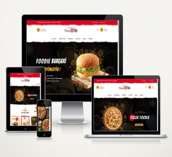 E-Ticaret Paketi Fast Food Soft Bite