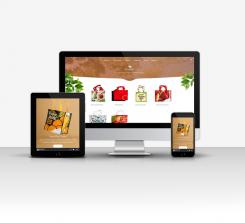 Tek Ürün Tanıtım Kurumsal Web Paketi Çanta