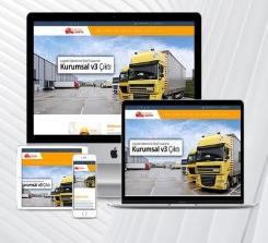 Lojistik - Nakliyat Web Paketi Soft Best