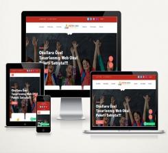 Kreş / Eğitim Kurumu Web Sitesi Paketi Soft Nurs