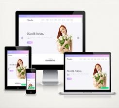 Kuaför / Güzellik Salonu Web Sitesi Soft Paradise