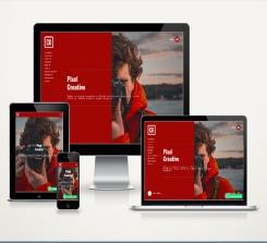 Fotoğrafçı / Kişisel Web Paketi Soft Pixel