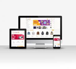 Profesyonel Tüm Sektörlere Uygun E-Ticaret Web  Scripti V6