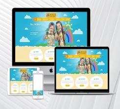 Kreş / Ana Okulu Web Paketi Soft Kids
