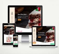Pastane Web Sitesi Paketi Soft Cake