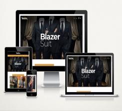 E-Ticaret Tekstil Paketi Soft Blazer
