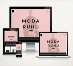 Tekstil Moda E-Ticaret Web Paketi Soft Nifty