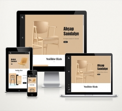 Mobilya / Ev Tekstili E-Ticaret Paketi Soft Vole