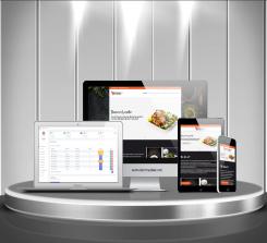 Cafe & Restaurant Web Scripti Papirus V2