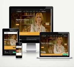 Avukat / Hukuk Web Paketi Soft Justica