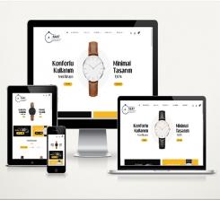 Saat / Takı E-Ticaret Paketi Soft Redo