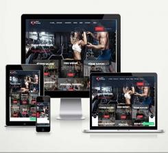 Spor Salonu ve Fitness Web Paketi Soft Soccer