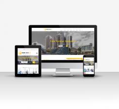İnşaat Web Sitesi V9 Tüm Sektörlere Uyumludur
