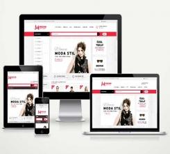 Moda / Ayakkabı E-Ticaret Paketi Soft Madam v5.0