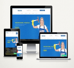 Temizlik Firma Web Paketi Soft  Titan v4.5