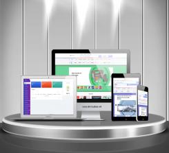 Profesyonel E-Ticaret Web Sitesi Fortius V1